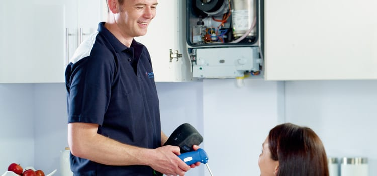 What is Involved in a Gas Boiler Service ?