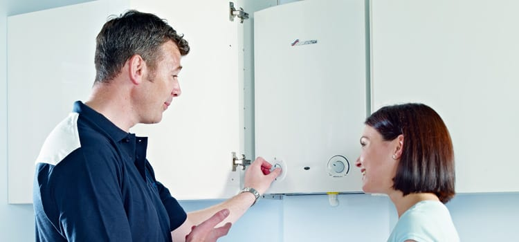 Gas Boiler Service North Dublin