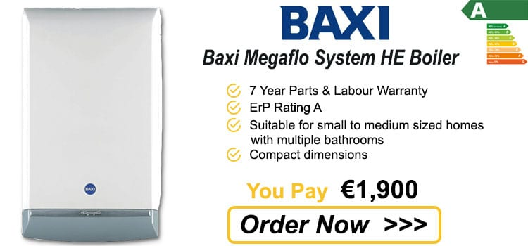 Baxi Megaflo 24 HE System Boiler