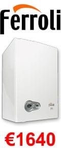 Ferroli 25S System Gas Boiler