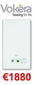 Vokera Vision 25S System Gas Boiler + Heating Controls