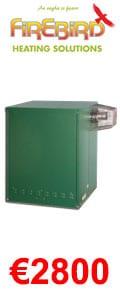 Firebird Enviromax Heatpac C12 Oil Boiler