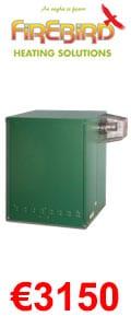 Firebird Enviromax Heatpac C35 Oil Boiler