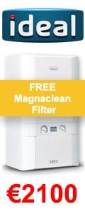 Ideal Logic 18 KW System Boiler