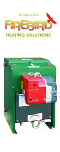 Firebird Enviromax Popular C20 Oil Boiler
