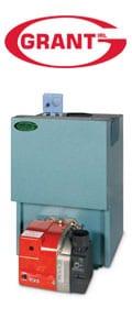 Grant Euroflame Boiler House 26 – 36 KW Oil Boiler